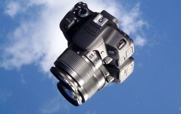 Eye: Canon EOS650D