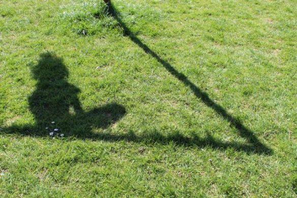 Yoel's shadow